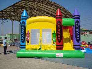Crayon-Inflatable