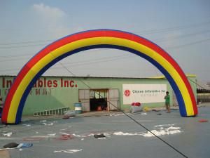 Rainbow-Inflatable