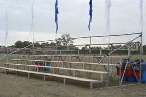 tiered-seating
